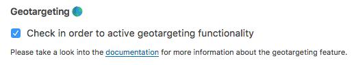 AAWP - Amazon Affiliate WordPress Plugin - Geo-targeting Settings