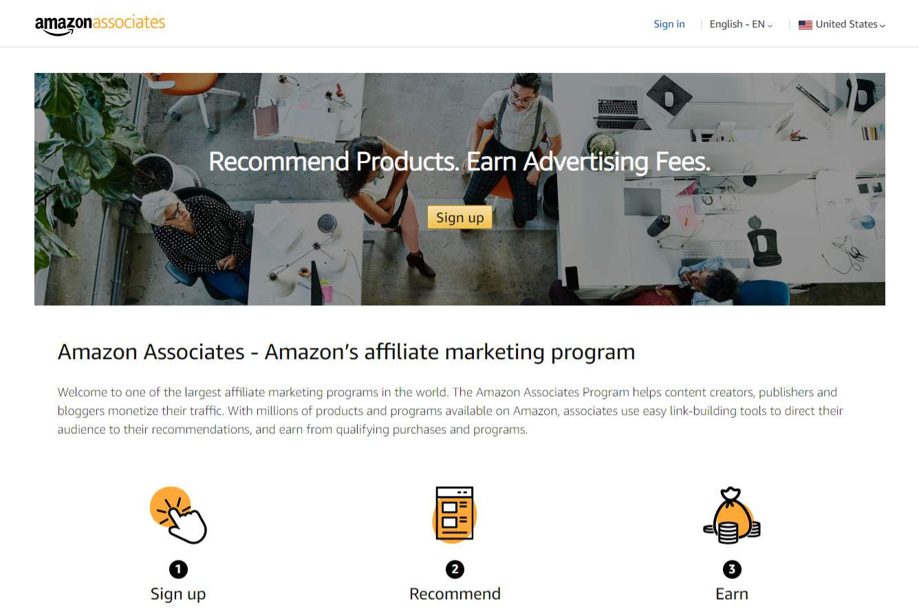 How to increase affiliate marketing revenue - Amazon Associates