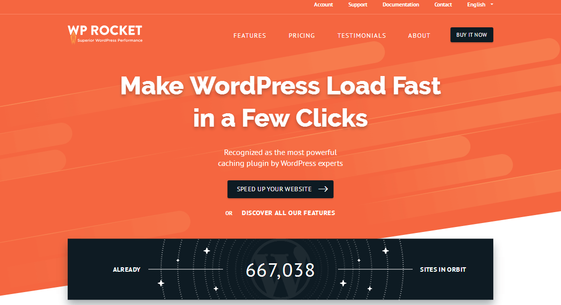WP Rocket Tutorial » How to Speed Up Your WordPress Site
